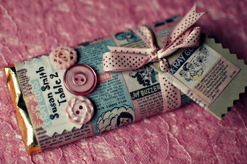 Идеи для сладких подарков своими руками